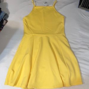 NWT Yellow H&M Sun Dress